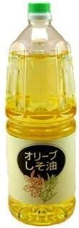 オリーブしそ油(1600g業務用)