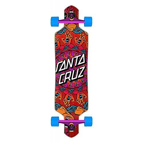 Santa Cruz Longboard Komplettboard Mandala Hand Cruzer 36.0