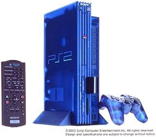 PlayStation 2 オーシャン・ブルー【メーカー生産終了】
