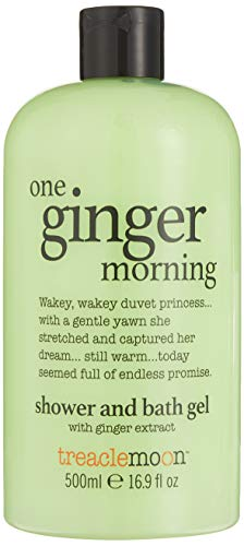 Treaclemoon one ginger morning. 500 ml Shower and Bath Gel/UK Version