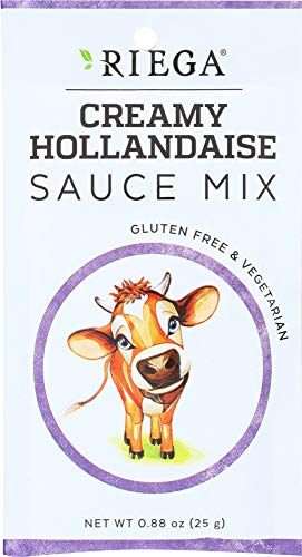 Riega, Sauce Mix Creamy Hollandaise, 0.88 Ounce