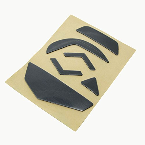 Feicuan Replacement Parts PTFE Teflon Tape Computer Gaming ratón Feet Sliders Pads Skates Fast para Logitech G502( Pack of 1 , 0.65mm)