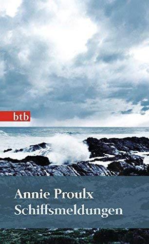 Buchseite und Rezensionen zu 'Schiffsmeldungen: Roman - Geschenkausgabe by Michael Hofmann(8. Juni 2012)' von