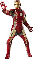 Superhero Costumes for Couples: Iron Man
