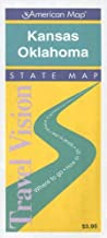 Best road map of oklahoma and kansas Reviews
