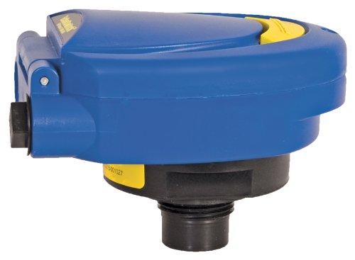 Flowline LU80-5101 EchoSpan Ultrasonic Level Transmitter with 9.8' Cable, 1' NPT