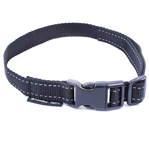 GoodBoy Dog Barking Collar Replacement Strap Nylon Belt for Vibrating and Static Shock Anti Bark Training Collars