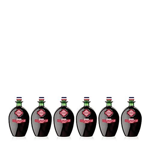 Medinet Rouge Fruchtig Süss (6 x 1 l) Rotwein aus Frankreich