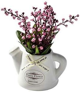 JINWEIH Our shop most popular Artificial Plants Elegant Flower Flowering Shoo Plant
