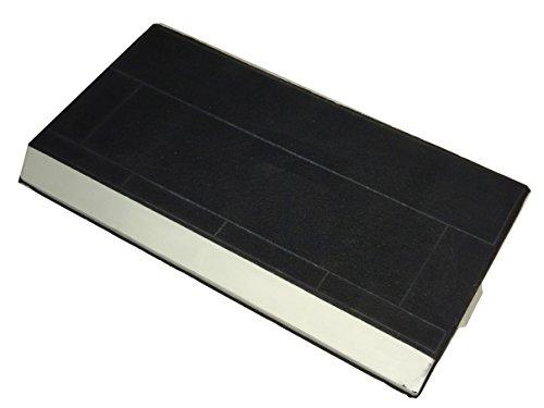 Kohlefilter für Dunstabzugshaube mm.380>395x195x28