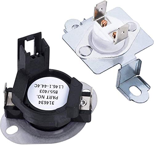 Edgewater Parts 8557403, AP6013164, PS11746386 (280148) Thermostat Kit...