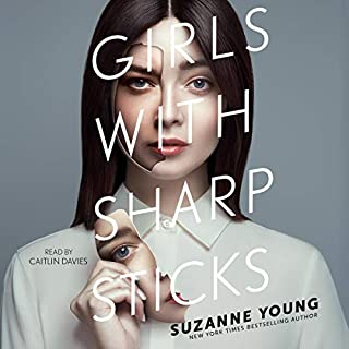 Girls with Sharp Sticks audiobook cover art