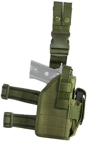 NcSTAR Vism Drop Leg MOLLE Panel Digital Camo CVDLMP2952D for sale online