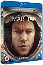 the martian blu ray dvd combo
