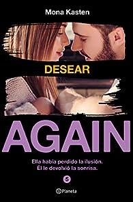 Serie Again. Desear par Mona Kasten