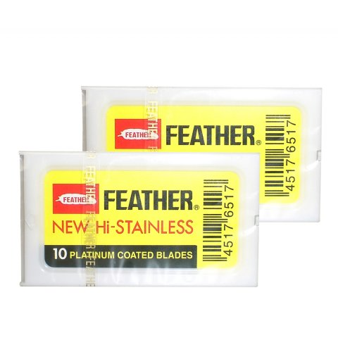 Feather New HI-Stainless FH-10-2X im 10er Pack
