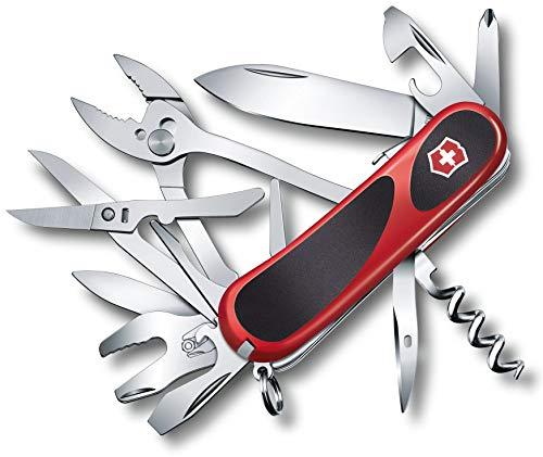 Victorinox Evolution S557 Taschenmesser (21 Funktionen, Holzsäge, Kombi-Zange)