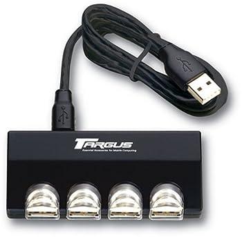 Targus 4-Port USB 1.1 Hub PA055U Black