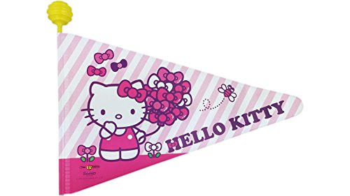 Bike Fashion Hello Kitty Wimpel 175cm rosa