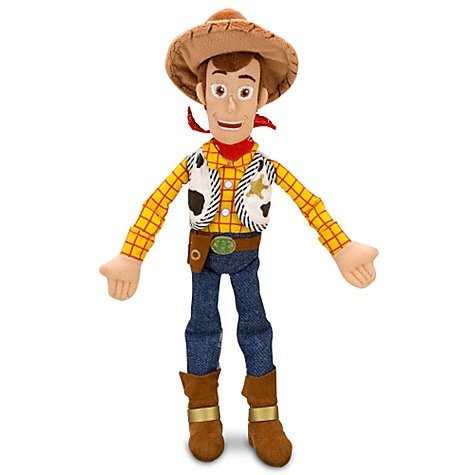 Toy Story Mini Bean Sac en peluche-Woody