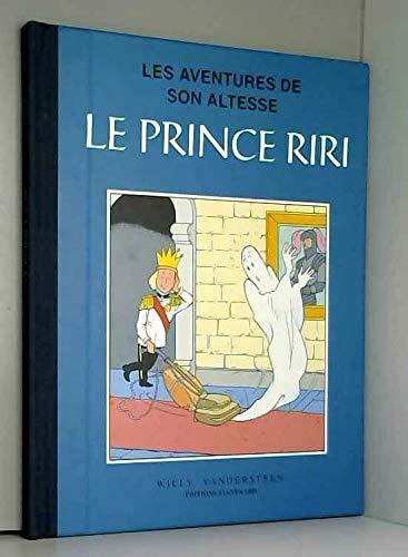 Prince Riri, tome 1