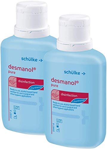 Desmanol Pure 2 x 100 ml