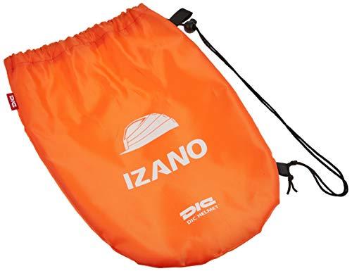 IZANO防災用たためるヘルメットオレンジ