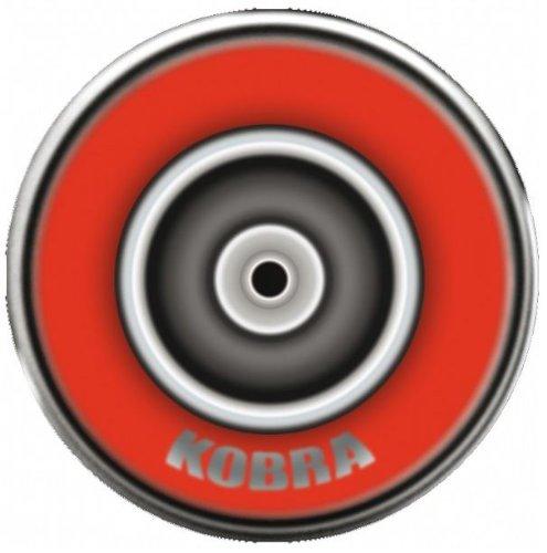 Kobra HP050 Sprühfarbe in Sprühdose, leuchtendes Rot, 400ml