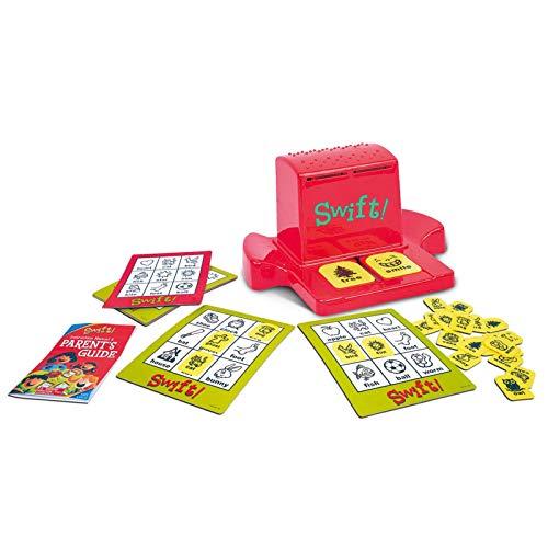 Juego Preescolar Ganador De Premios Zingo Bingo, Juegos De Palabras Y Imágenes De Partidos, Juguetes Educativos De Aprendizaje para Niños En Edad Preescolar, Juego De Mesa