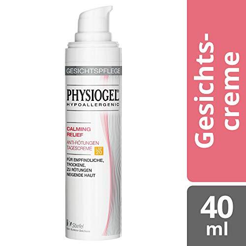 PHYSIOGEL Calming Relief Anti-Rötungen Tagescreme LSF 20, hypoallergen - Reduziert...
