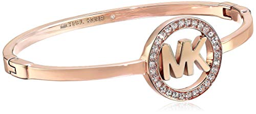 Michael Kors MK Logo Bangle Bracelet