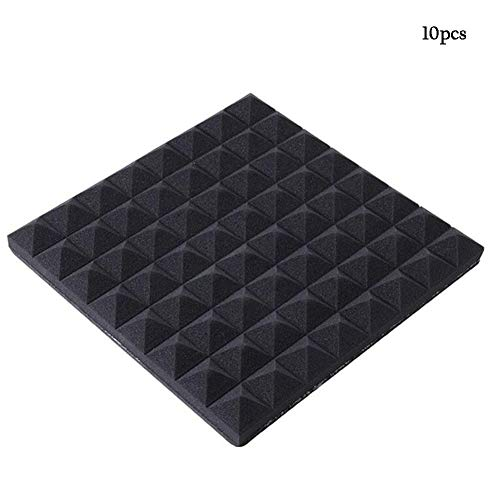 Why Choose QIDI 50 X 50cm Pyramid Self Adhesive Acoustic Foam Insulation, Suitable For Door Baby Roo...