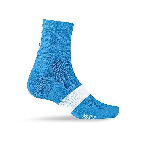 Giro Funktionssocken Classic Racer, blau, L