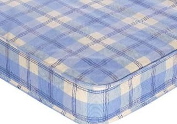 Comfy Living 4ft6 (135cm) Double Lucy Economy Sprung Mattress