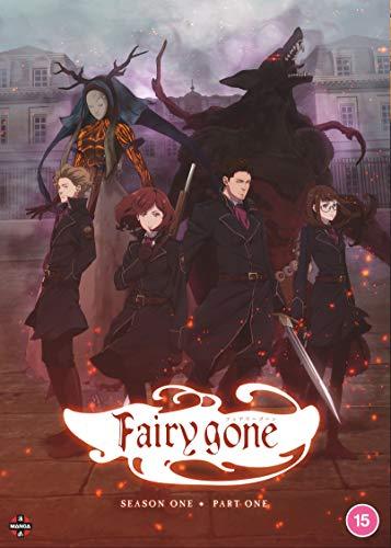 Fairy Gone: Season 1 Part 1 [DVD]