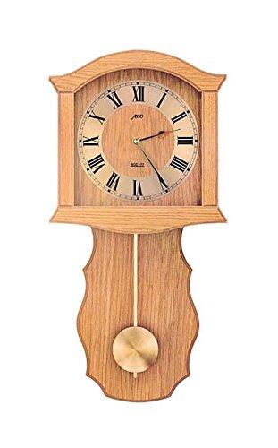 ZEIT.punkt 17/315/6-762 Relojes de Péndulo Relojes Radiocontrolados Relojes de Pared Clásicos Relojes de Pared Modernos Relojes Regulador Roble