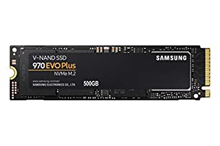 Samsung 970 EVO Plus SSD 500GB - M.2 NVMe Interface Internal Solid State Drive with V-NAND Technology (MZ-V7S500B/AM) (B07M7Q21N7) | Amazon price tracker / tracking, Amazon price history charts, Amazon price watches, Amazon price drop alerts