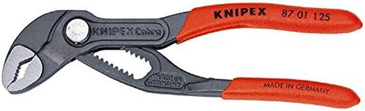 KNIPEX 3712016 PINZE RACCORDI 87-01 Cobra, Multicolore