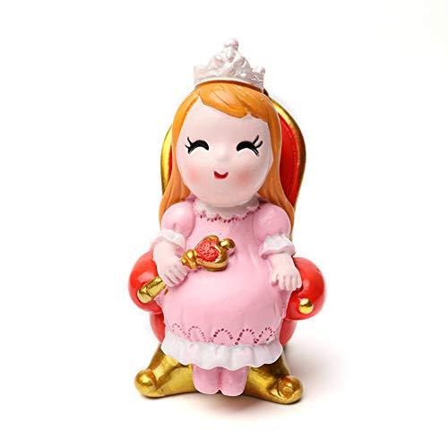 Yiwa Cartoon, schattig, prinses vorm, taartdecoratie, voor feestaccessoires