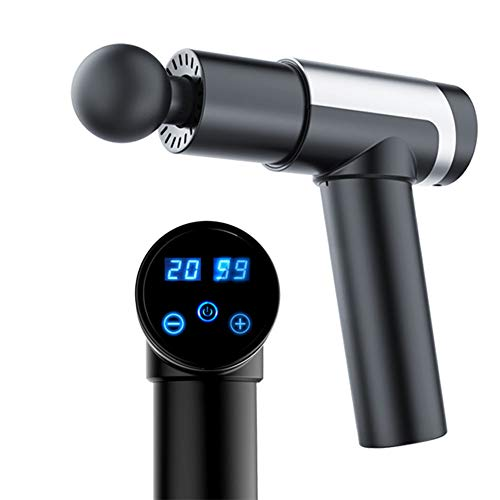 Professional Deep Tissue Muscle Percussion Percussion Massage Gun Hand Held Therapy Device for Relaxing Shock Vibration Deep Muscles
