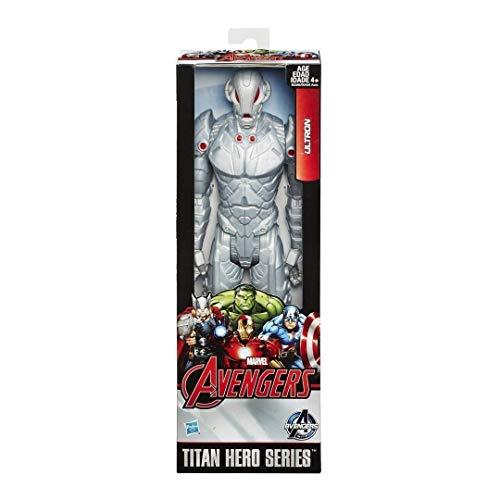 Avengers–Figura Titan Ultron, 30cm (Hasbro B2389)
