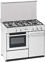 Meireles  - Cocina portabombona con 4 quemadores a gas y