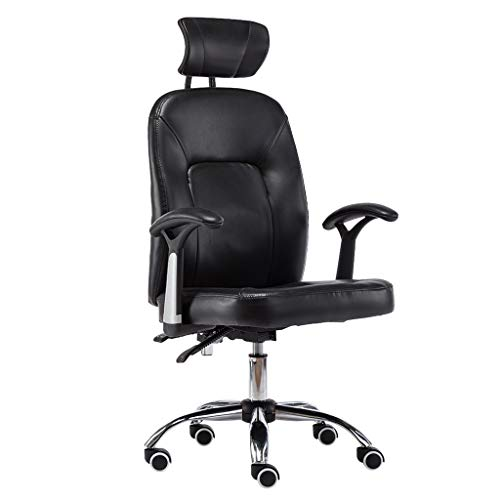 Ergonomic Computer Best Gaming Racing Desk Adjust Leather Work Chair Office Gamer Desk Chair with Lumbar Support for Adults