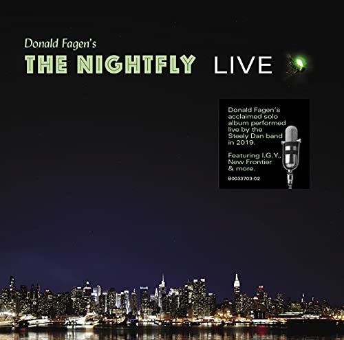 Donald Fagen's The Nightfly Live