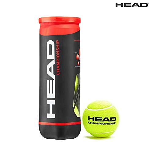 HEAD Unisex Erwachsene Championship 3 Ball