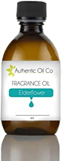 Elderflower Fragrance Oil concentrate 100 ml for soap bath bombs and candles cosmetics.