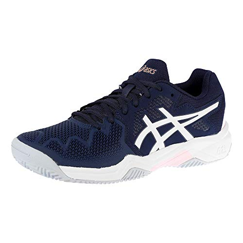 ASICS Gel-Resolution 8 Clay GS Junior Tennisschuh Kinder Schuhe Kinder:EUR 37
