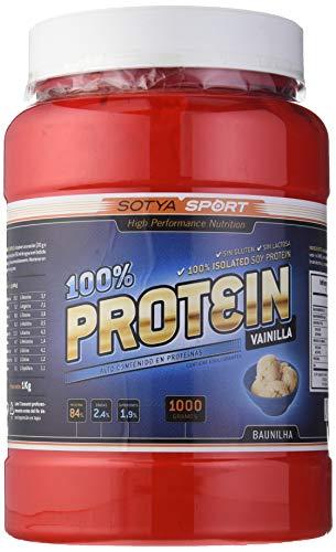 BESLAN SL SOTYA Proteína Soja 100% Vainilla 1 kg
