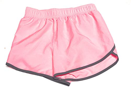 Under Armour Girl Pink Shorts YMD