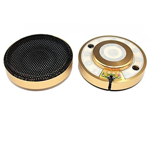 Wnuanjun 2 stücke Universal 50mm Kopfhörer Lautsprecher Einheit Headset Treiber HiFi 32Ohm 64Ohm für Denon High-End-Kopfhörer DIY Nanofaser Freikante (Größe : 32ohm)